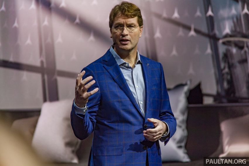 """""""Our cars are not smartphones, we design them to last"""" – Mercedes-Benz boss Ola Källenius on tech Image #1023059"""