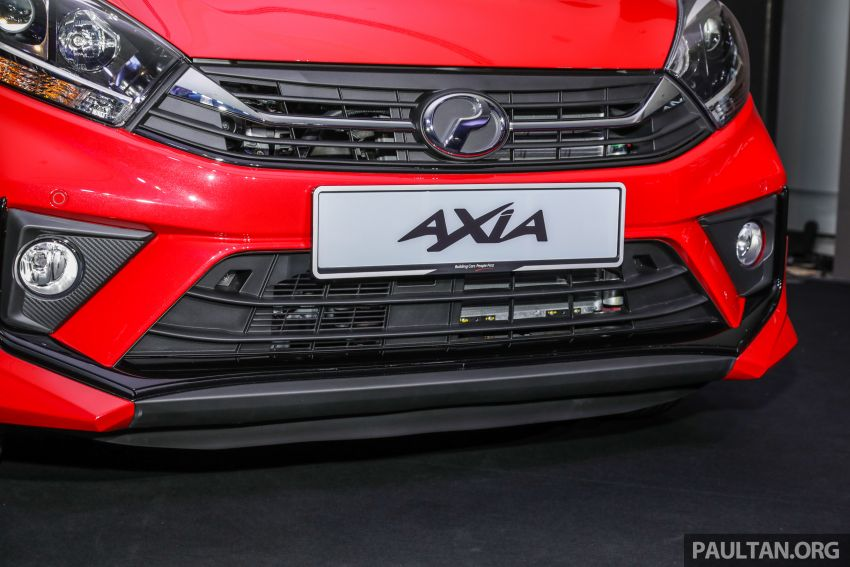 2019 Perodua Axia launched – 6 variants, new SUV-inspired 'Style' model, VSC and ASA, RM24k to RM43k Image #1018281