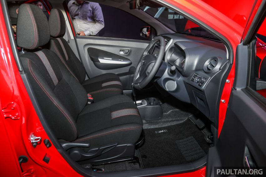 2019 Perodua Axia launched – 6 variants, new SUV-inspired 'Style' model, VSC and ASA, RM24k to RM43k Image #1018342