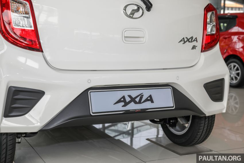 2019 Perodua Axia launched – 6 variants, new SUV-inspired 'Style' model, VSC and ASA, RM24k to RM43k Image #1018404