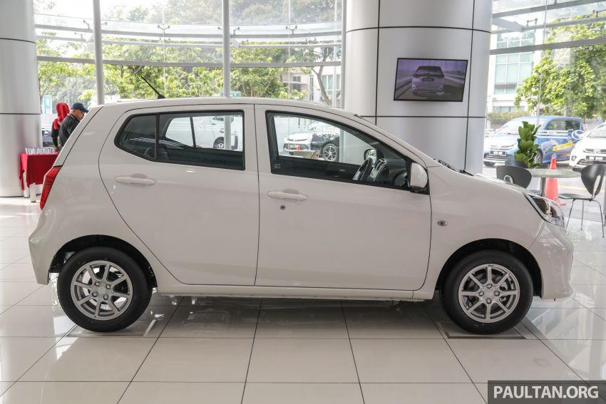 2019 Perodua Axia launched – 6 variants, new SUV-inspired 'Style' model, VSC and ASA, RM24k to RM43k Image #1018381
