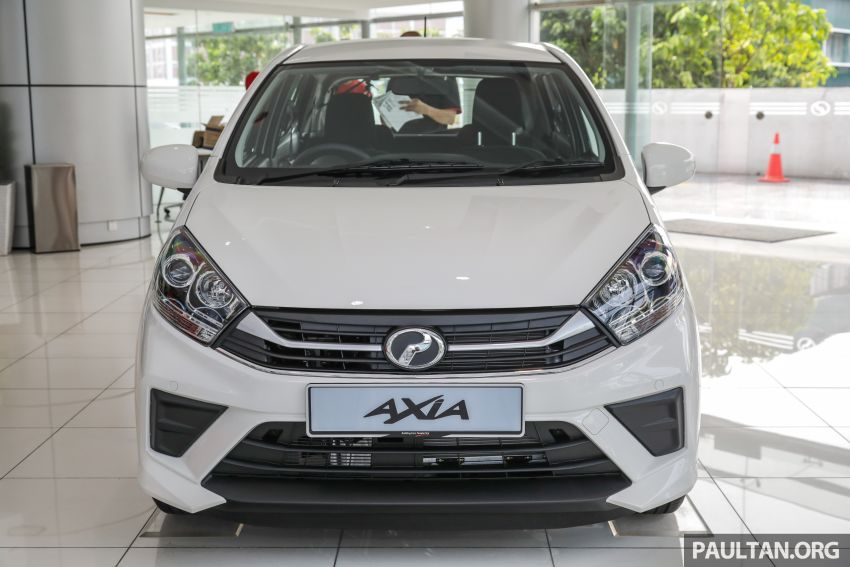 2019 Perodua Axia launched – 6 variants, new SUV-inspired 'Style' model, VSC and ASA, RM24k to RM43k Image #1018382