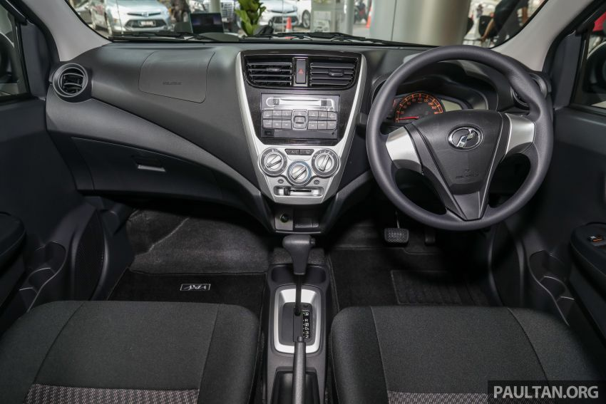 2019 Perodua Axia launched – 6 variants, new SUV-inspired 'Style' model, VSC and ASA, RM24k to RM43k Image #1018410