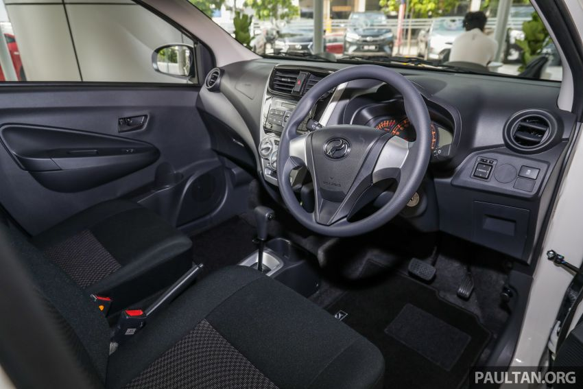 2019 Perodua Axia launched – 6 variants, new SUV-inspired 'Style' model, VSC and ASA, RM24k to RM43k Image #1018411