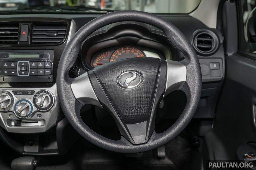2019 Perodua Axia launched – 6 variants, new SUV-inspired 'Style' model, VSC and ASA, RM24k to RM43k Image #1018414