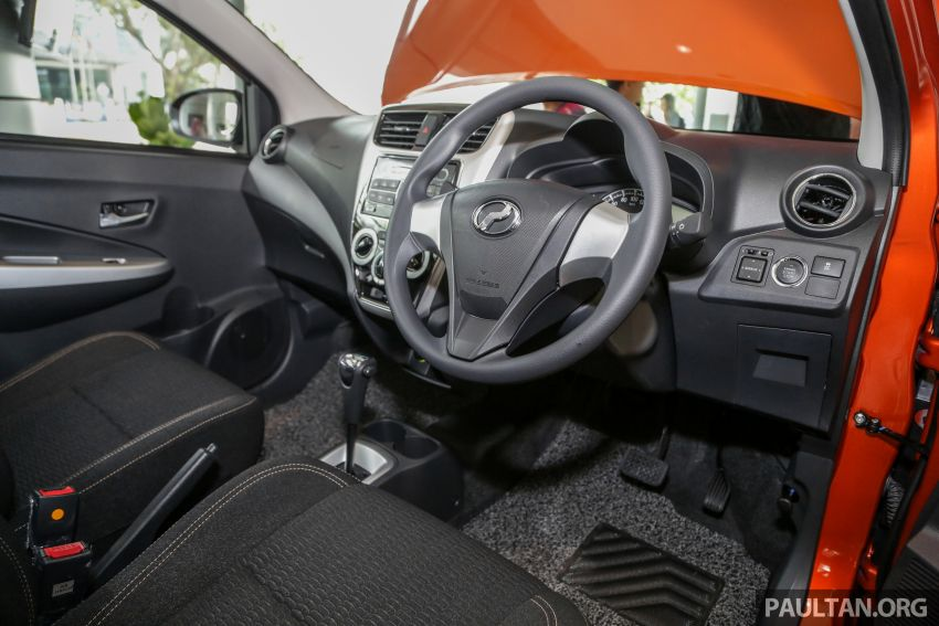 2019 Perodua Axia launched – 6 variants, new SUV-inspired 'Style' model, VSC and ASA, RM24k to RM43k Image #1018535