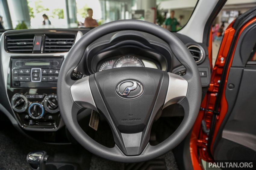 2019 Perodua Axia launched – 6 variants, new SUV-inspired 'Style' model, VSC and ASA, RM24k to RM43k Image #1018538