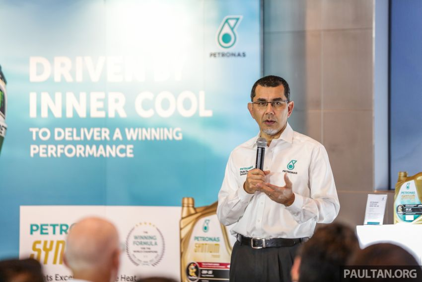 Petronas launches Syntium 7000 Hybrid 0W-20 lubricant – Petronas' first hybrid-specific engine oil Image #1020381