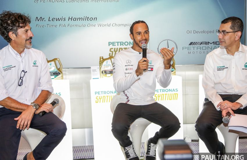 Petronas launches Syntium 7000 Hybrid 0W-20 lubricant – Petronas' first hybrid-specific engine oil Image #1020382