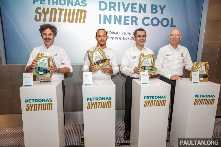 Petronas launches Syntium 7000 Hybrid 0W-20 lubricant – Petronas' first hybrid-specific engine oil Image #1020384