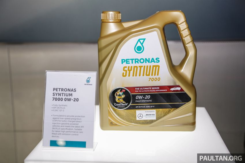 Petronas launches Syntium 7000 Hybrid 0W-20 lubricant – Petronas' first hybrid-specific engine oil Image #1020385