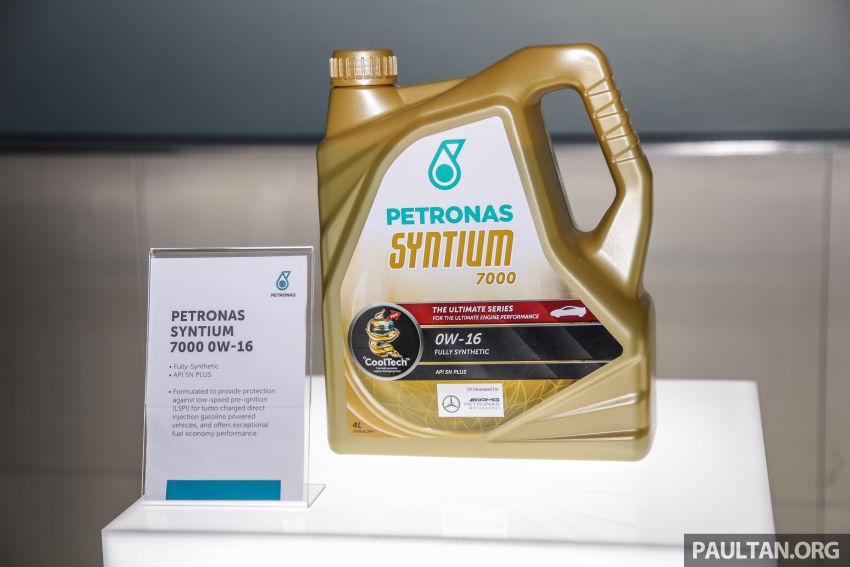 Petronas launches Syntium 7000 Hybrid 0W-20 lubricant – Petronas' first hybrid-specific engine oil Image #1020387