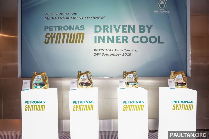 Petronas launches Syntium 7000 Hybrid 0W-20 lubricant – Petronas' first hybrid-specific engine oil Image #1020389