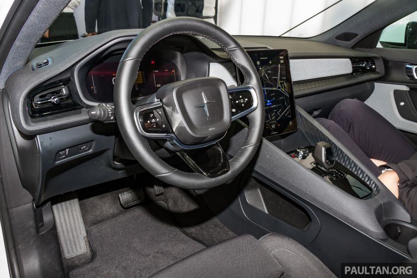 Polestar 2 EV displayed at Frankfurt – 408 hp, 660 Nm! Image #1014573
