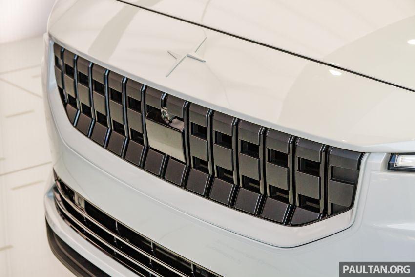 Polestar 2 EV displayed at Frankfurt – 408 hp, 660 Nm! Image #1014560