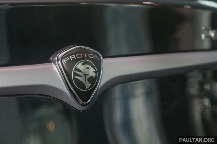 GALLERY: The evolution of Proton's logo, 1985 to 2019 Image #1019858
