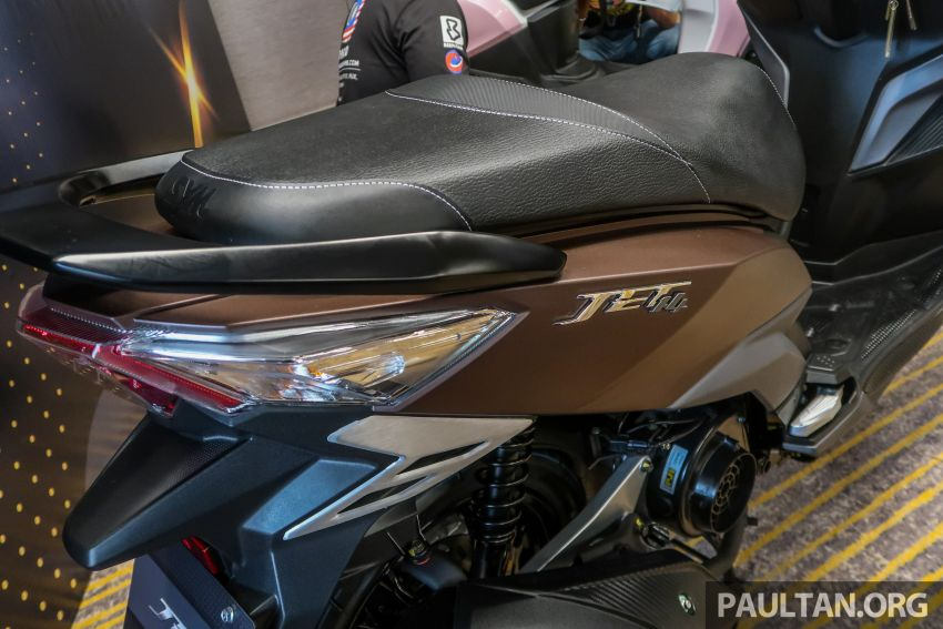 2019 SYM Jet14 200 and Mio 110 now in Malaysia, priced at RM7,888 and RM5,888 respectively Image #1019168