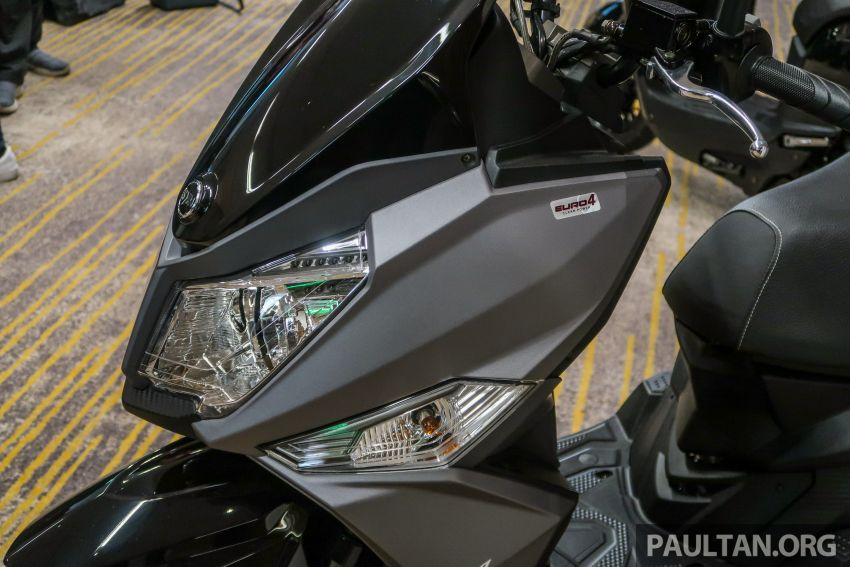 2019 SYM Jet14 200 and Mio 110 now in Malaysia, priced at RM7,888 and RM5,888 respectively Image #1019175