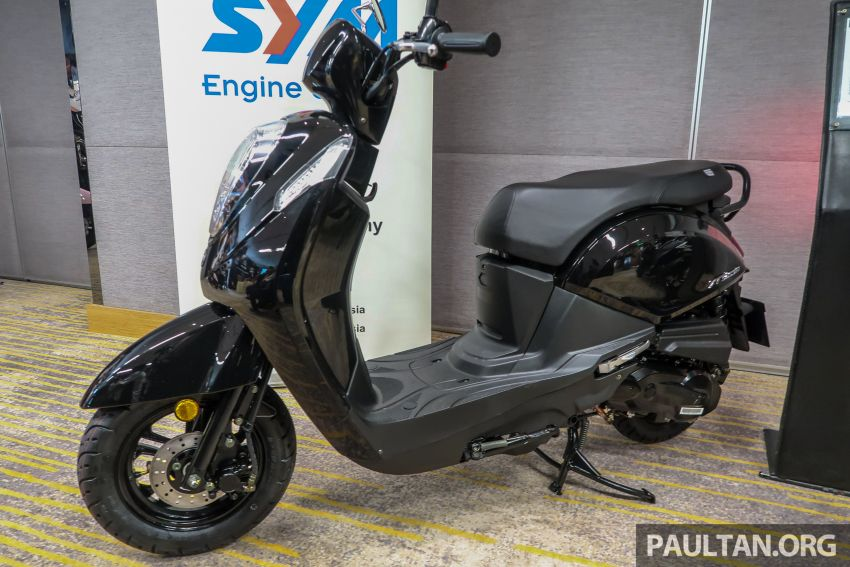 2019 SYM Jet14 200 and Mio 110 now in Malaysia, priced at RM7,888 and RM5,888 respectively Image #1019180