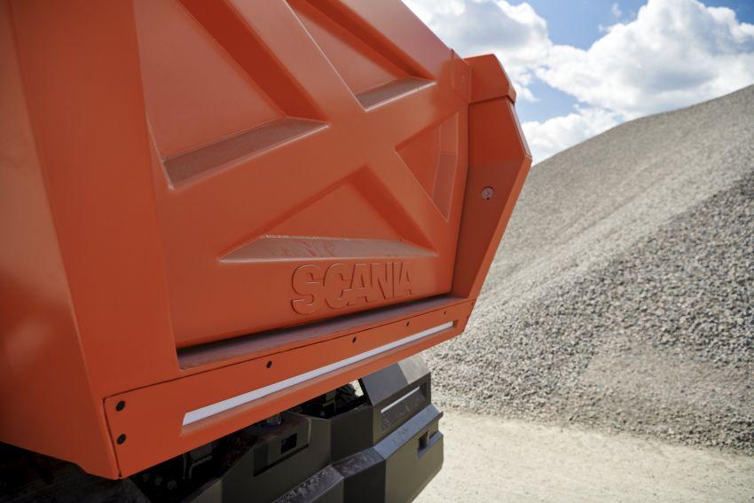 Scania AXL – trak autonomous tanpa tempat pemandu Image #1023025