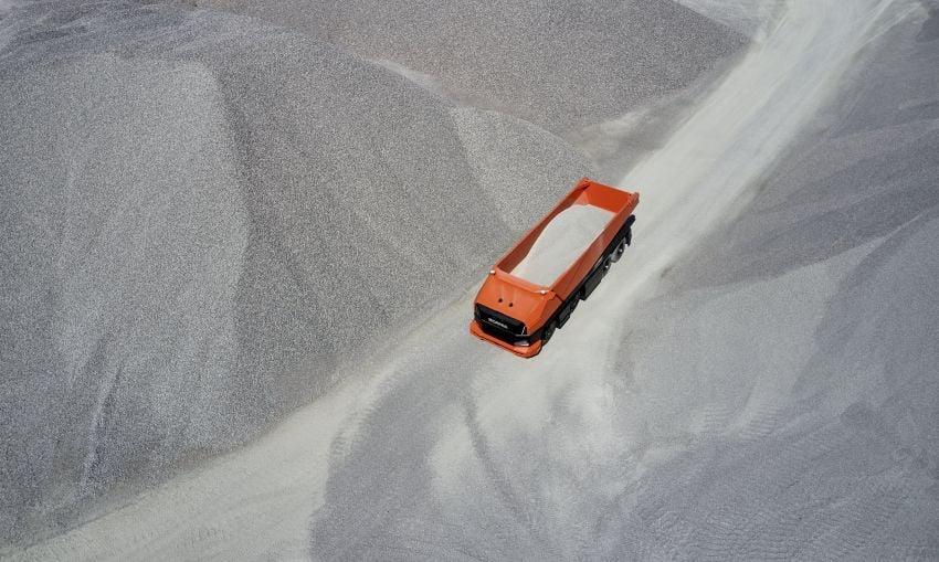 Scania AXL – trak autonomous tanpa tempat pemandu Image #1023007