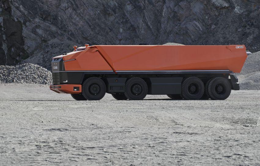 Scania AXL – trak autonomous tanpa tempat pemandu Image #1023010