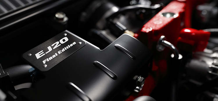 Subaru WRX STI EJ20 Final Edition says goodbye to race-winning engine – debuts in Tokyo, 555 units only Image #1021411