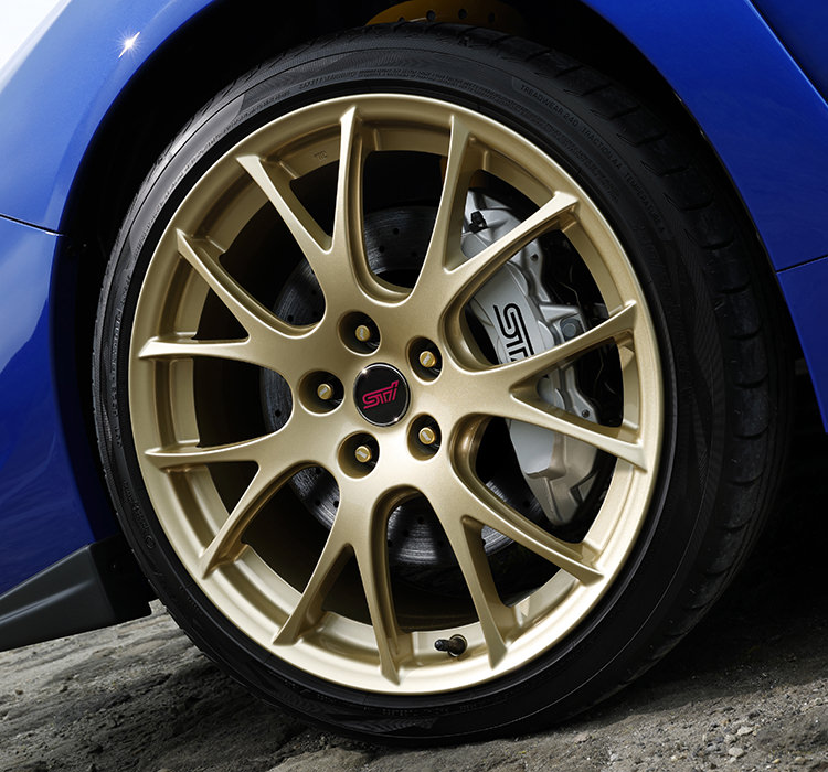 Subaru WRX STI EJ20 Final Edition says goodbye to race-winning engine – debuts in Tokyo, 555 units only Image #1021414