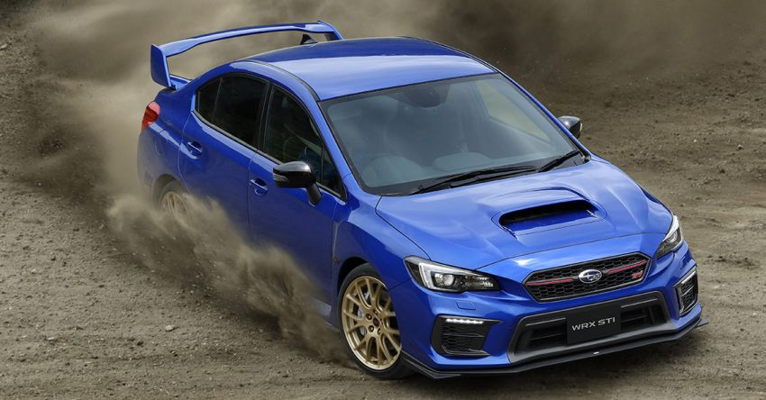 Subaru WRX STI EJ20 Final Edition says goodbye to race-winning engine – debuts in Tokyo, 555 units only Image #1021415