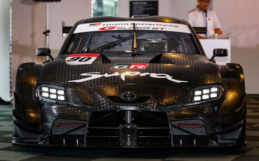 Honda NSX, Nissan GT-R Nismo dan Toyota GR Supra Super GT 2020 didedah – 3 gergasi berentap kembali! Image #1015601