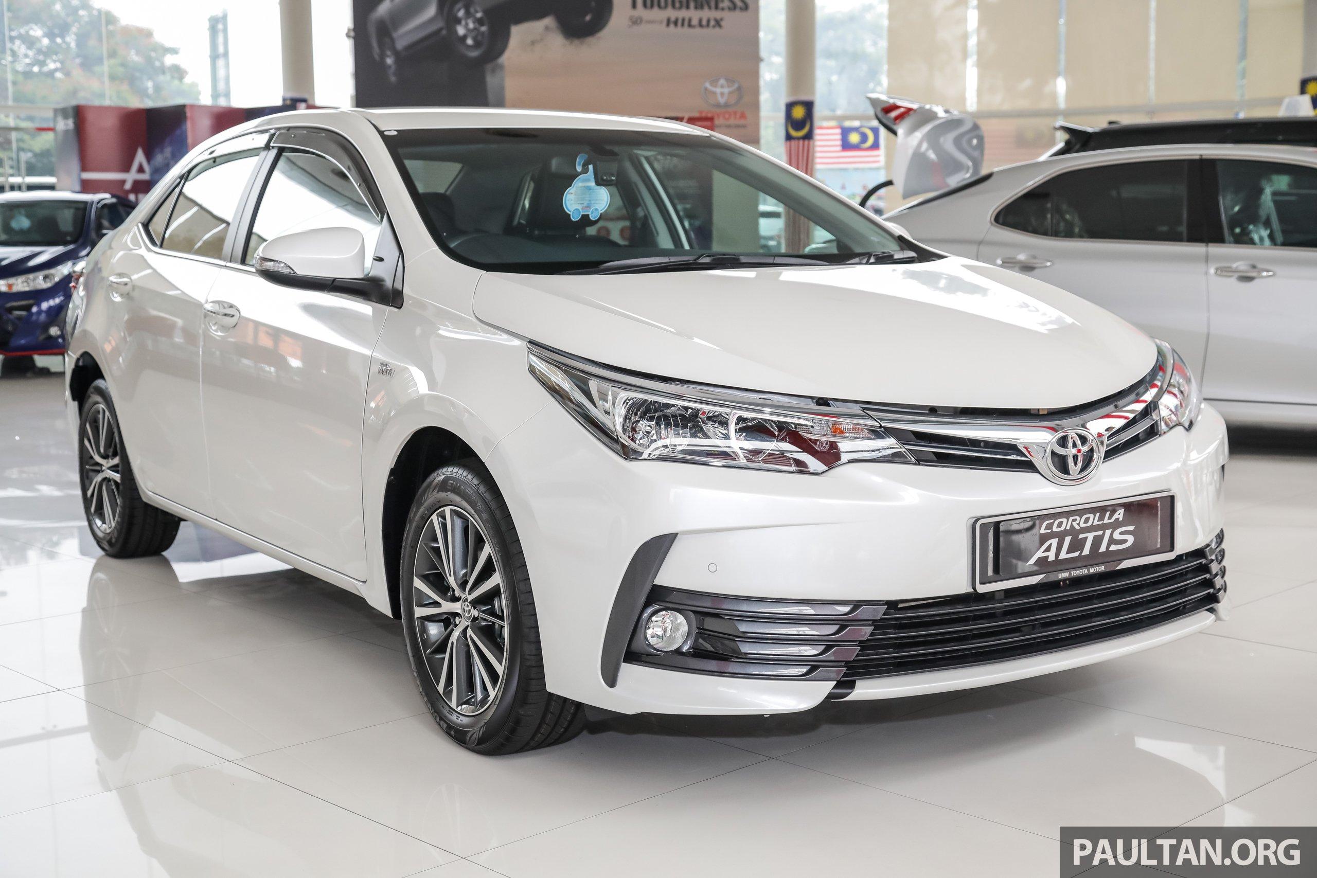 Kelebihan Kekurangan Corolla Altis 2018 Review