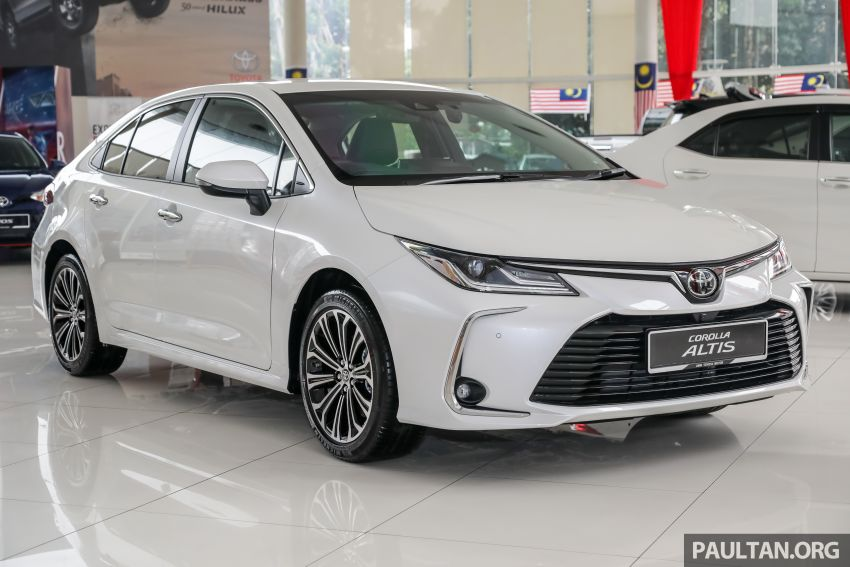 GALLERY: 2019 Toyota Corolla 1.8G – RM136,888 est Image #1018982