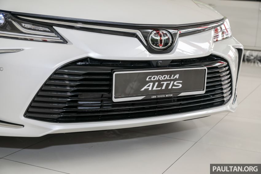 GALLERY: 2019 Toyota Corolla 1.8G – RM136,888 est Image #1018992