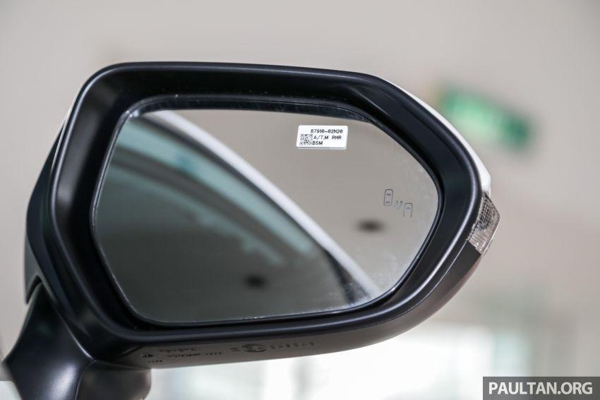 GALLERY: 2019 Toyota Corolla 1.8G – RM136,888 est Image #1018997