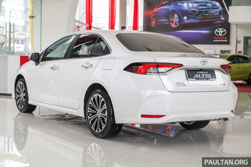 GALLERY: 2019 Toyota Corolla 1.8G – RM136,888 est Image #1018983