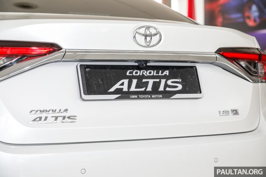 GALLERY: 2019 Toyota Corolla 1.8G – RM136,888 est Image #1019003