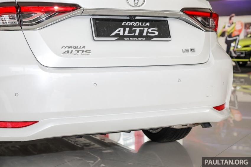 GALLERY: 2019 Toyota Corolla 1.8G – RM136,888 est Image #1019004