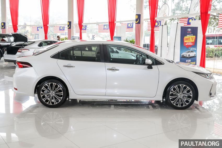 GALLERY: 2019 Toyota Corolla 1.8G – RM136,888 est Image #1018984