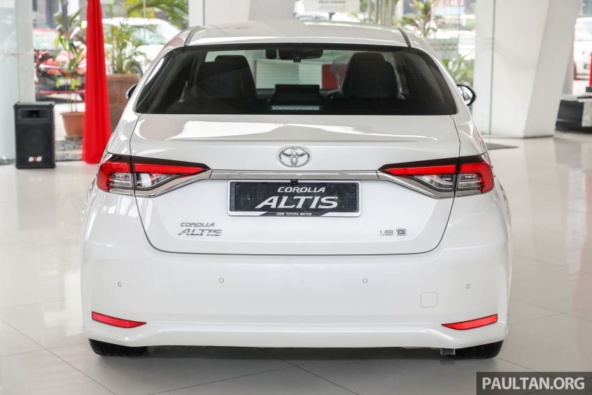 GALLERY: 2019 Toyota Corolla 1.8G – RM136,888 est Image #1018986