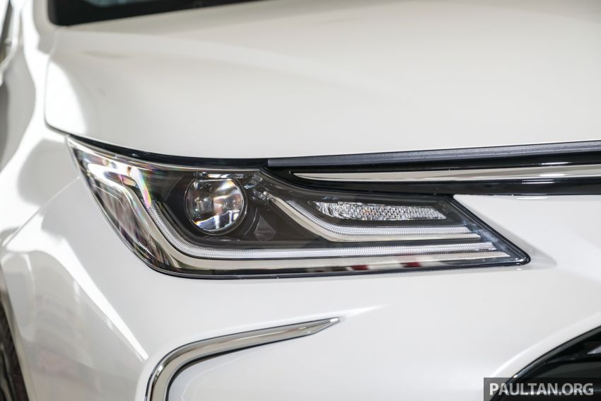 GALLERY: 2019 Toyota Corolla 1.8G – RM136,888 est Image #1018989