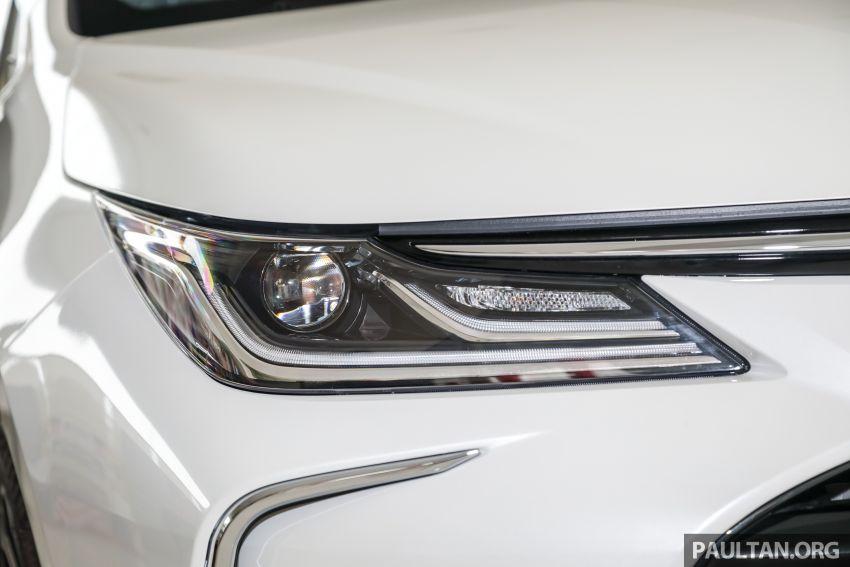 GALLERY: 2019 Toyota Corolla 1.8G – RM136,888 est Image #1018989