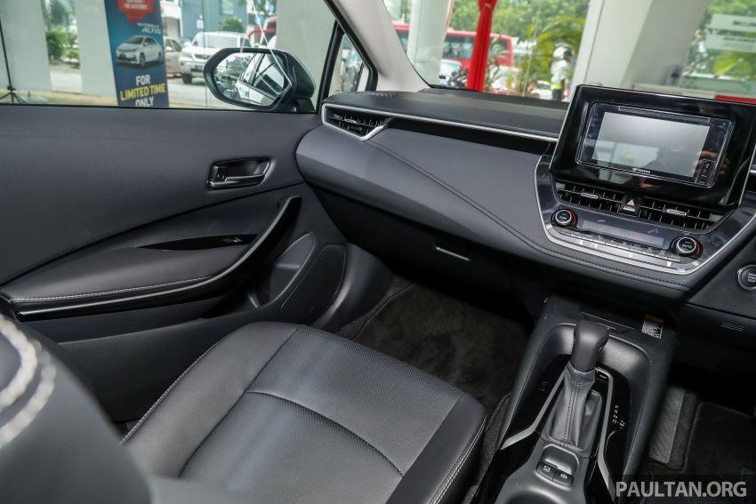 GALLERY: 2019 Toyota Corolla 1.8G – RM136,888 est Image #1019029