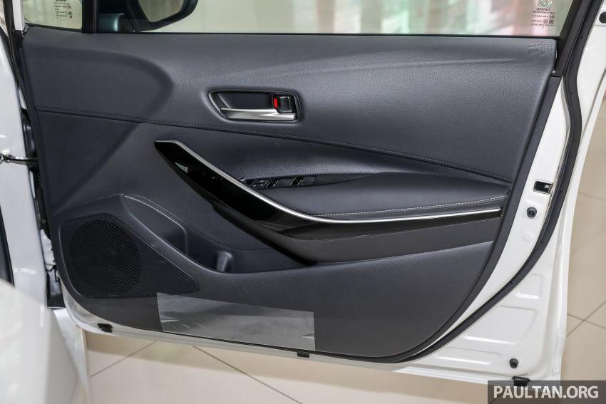 GALLERY: 2019 Toyota Corolla 1.8G – RM136,888 est Image #1019035