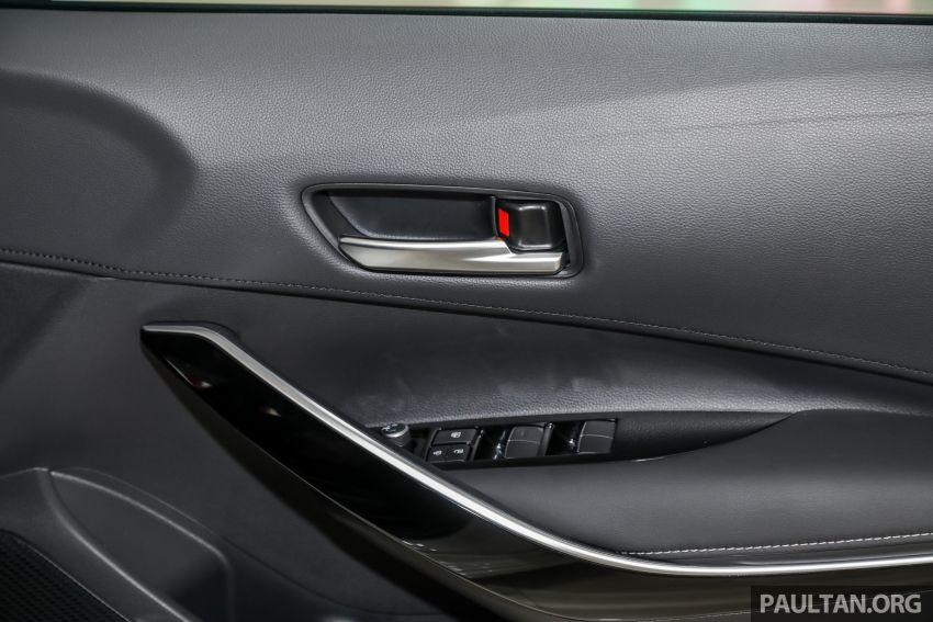 GALLERY: 2019 Toyota Corolla 1.8G – RM136,888 est Image #1019036