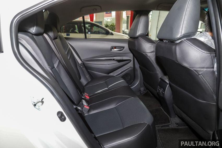 GALLERY: 2019 Toyota Corolla 1.8G – RM136,888 est Image #1019037