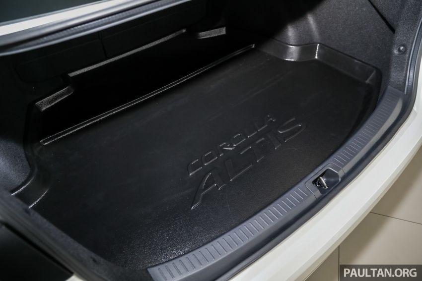 GALLERY: 2019 Toyota Corolla 1.8G – RM136,888 est Image #1019049
