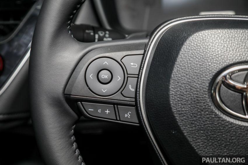 GALLERY: 2019 Toyota Corolla 1.8G – RM136,888 est Image #1019014