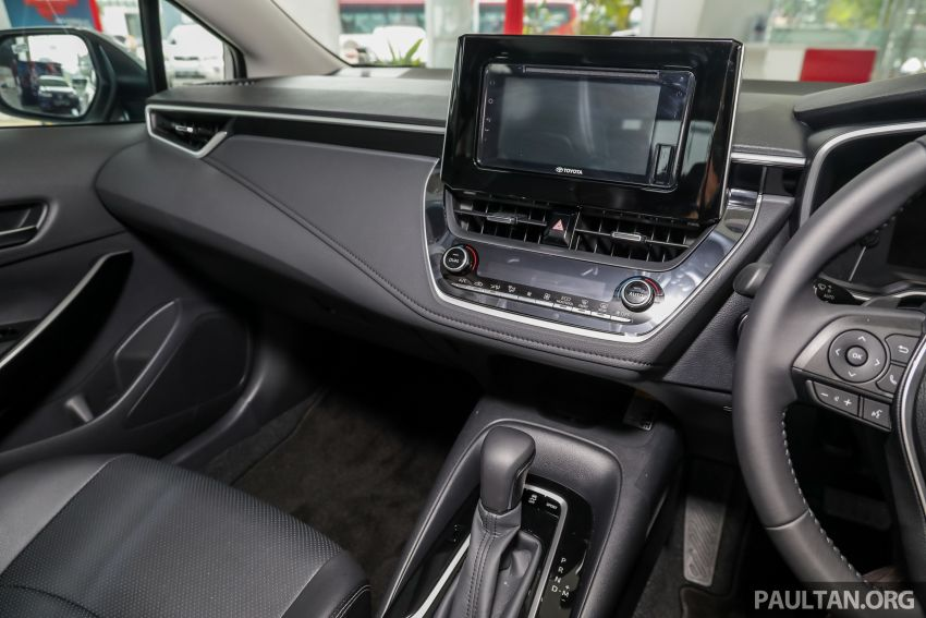 GALLERY: 2019 Toyota Corolla 1.8G – RM136,888 est Image #1019017