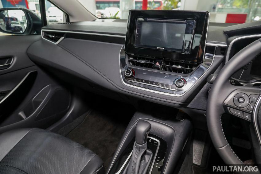 GALLERY: 2019 Toyota Corolla 1.8G – RM136,888 est Image #1019017