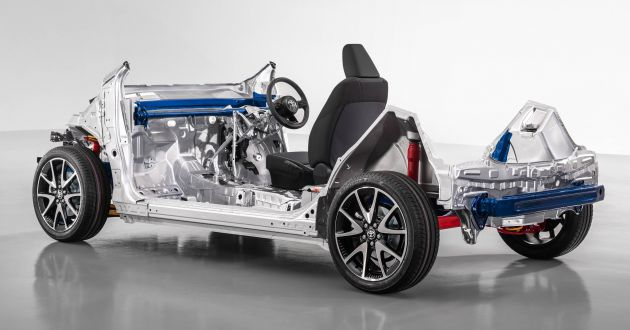 Toyota announces new TNGA-B platform for small cars